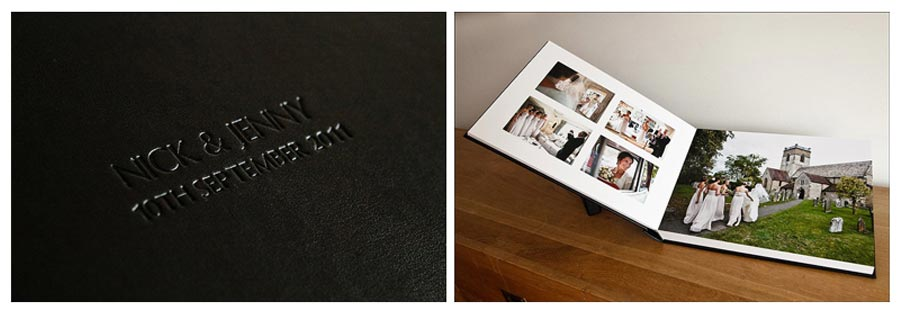 Wedding album packages