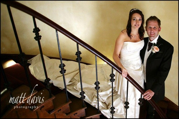 Cotswold House Hotel Wedding Photo
