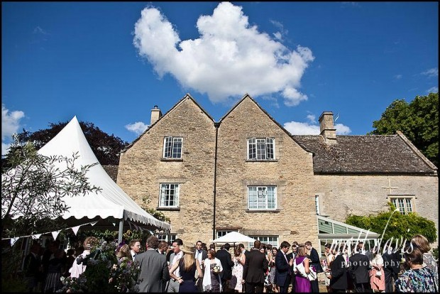 Clanfield barn wedding