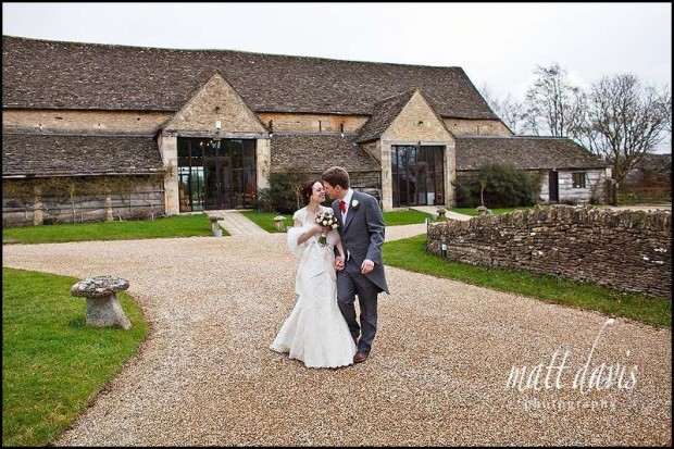 Great Tythe Barn wedding Photo