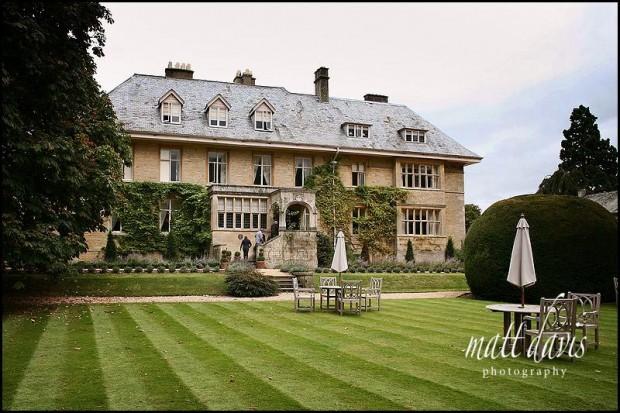 Lower Slaughter Manor Wedding Venue
