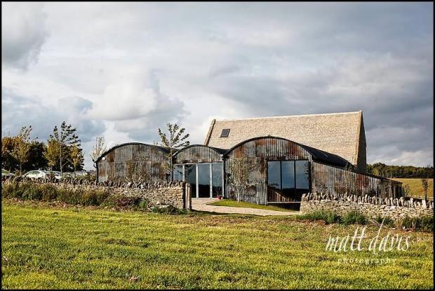 Cripps Stone Barn Wedding Venue