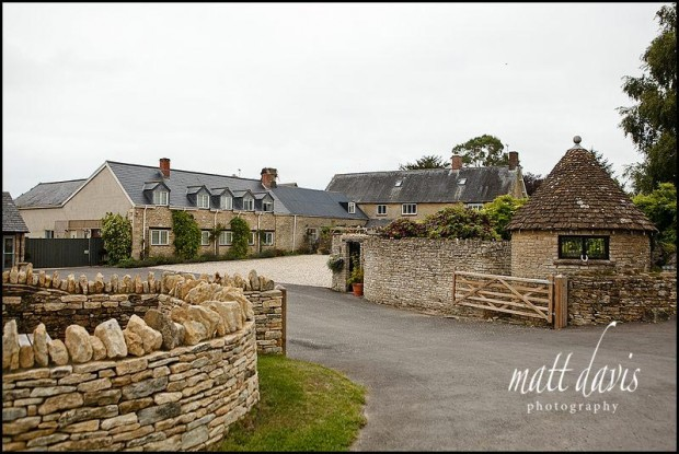 Winkworth Farm wedding venue