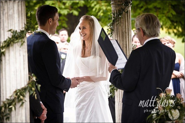 ardington house wedding photo