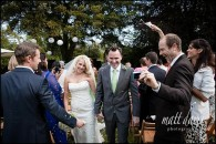 Barnsley House wedding photography – William & Kelly