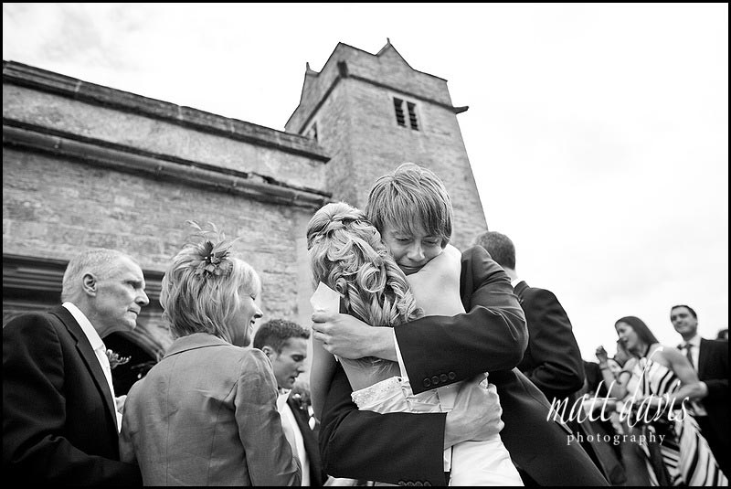 wedding photos at Barnsley church