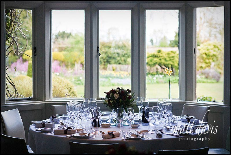 Barnsley House wedding venue photo inside