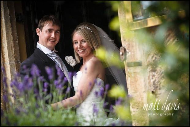 Bay tree hotel wedding photo