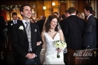 Berkeley Castle Wedding Graham & Dominique