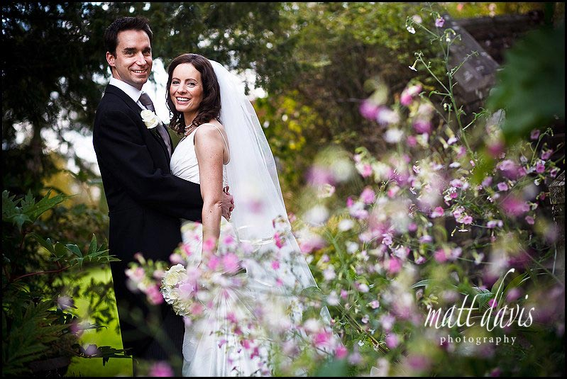 Berkeley Castle wedding photo by Matt Davis