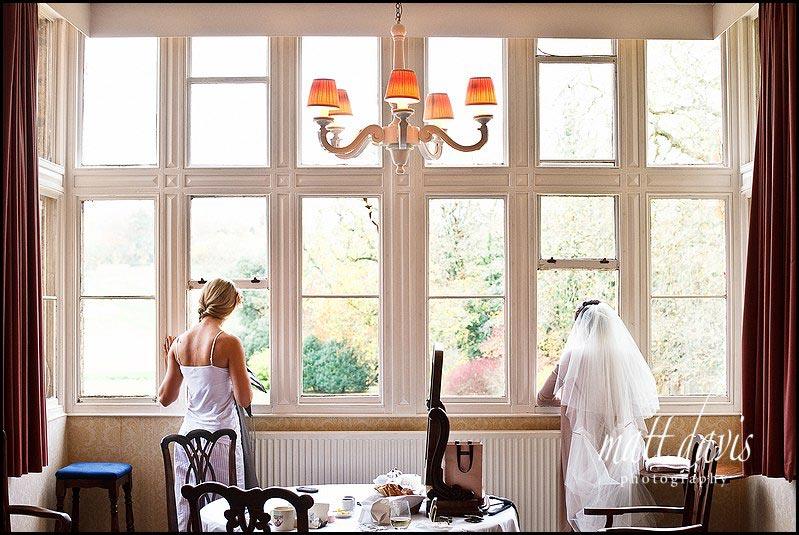 Bibury Court bridal suite