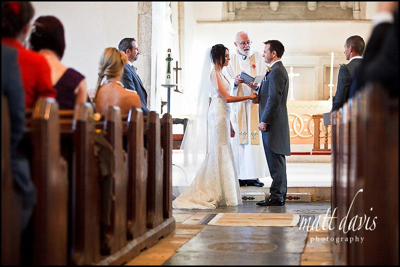 Bibury Church wedding photos