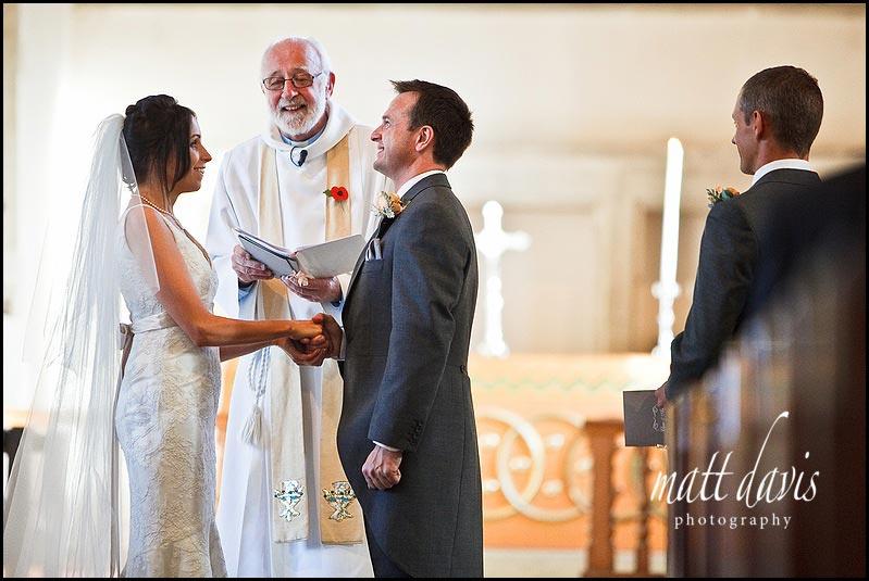 Bibury Church wedding photography