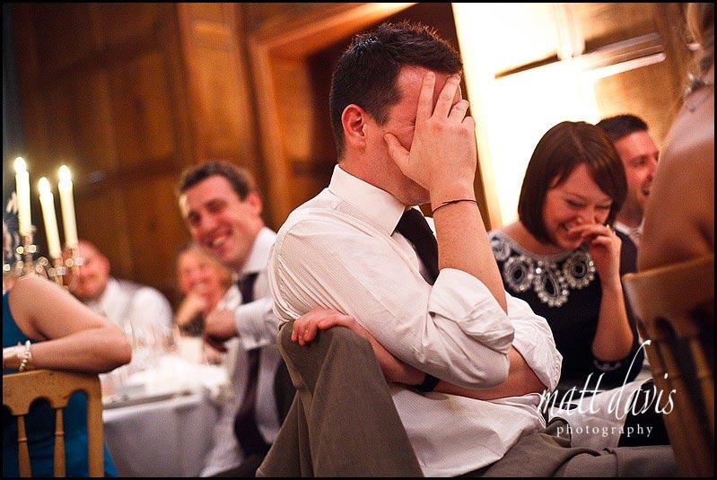 bad wedding speeches