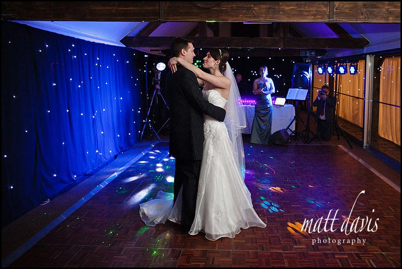 Birtsmorton Court dance floor photo