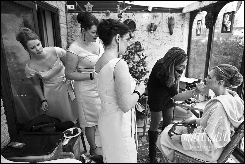 documentary Wedding Photography by Matt Davis Photography