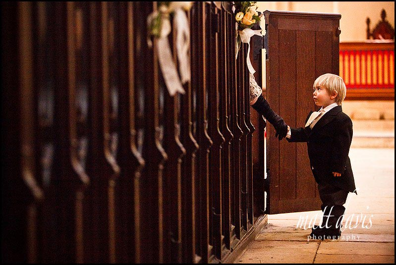 Wedding photos at St Mary the Virgin Church Tetbury
