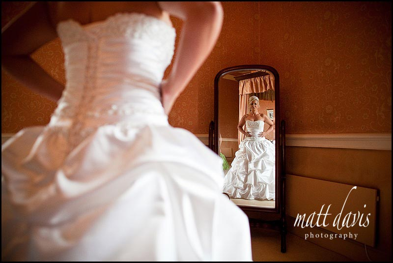 Clearwell castle bridal suite