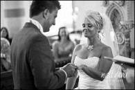 Clearwell Castle wedding photography – Mike & Adele