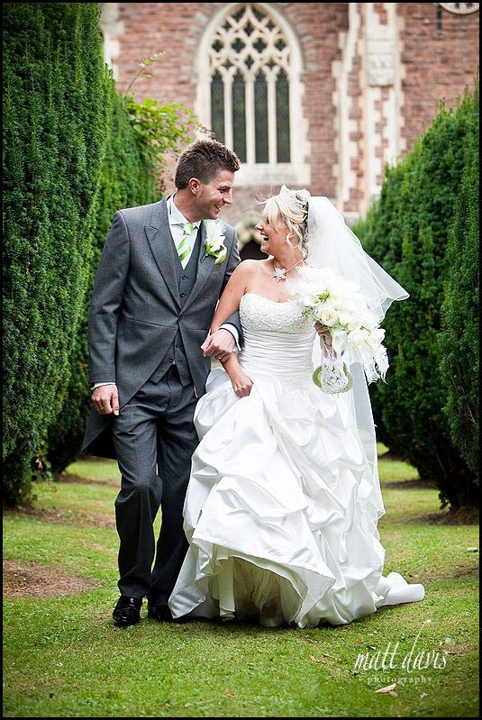 Clearwell Church wedding photos
