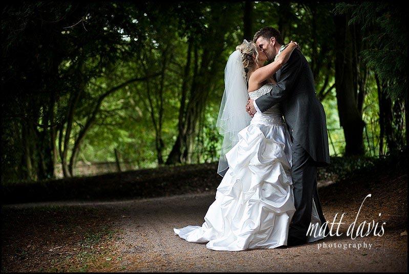 amazing Clearwell Castle wedding photography
