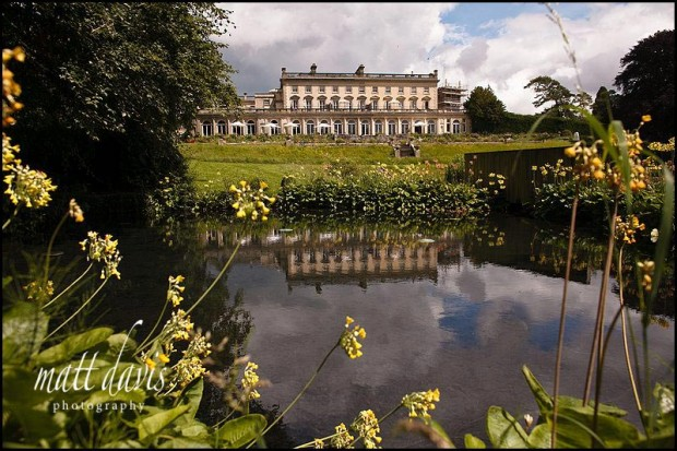 Cowley Manor wedding venue