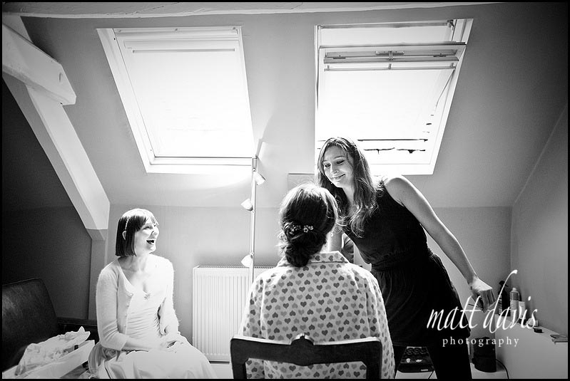 Wedding hair and make-up Barnsley Village Pub