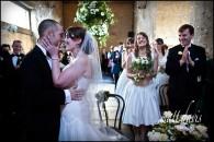 Cripps Barn wedding photos – David & Helen