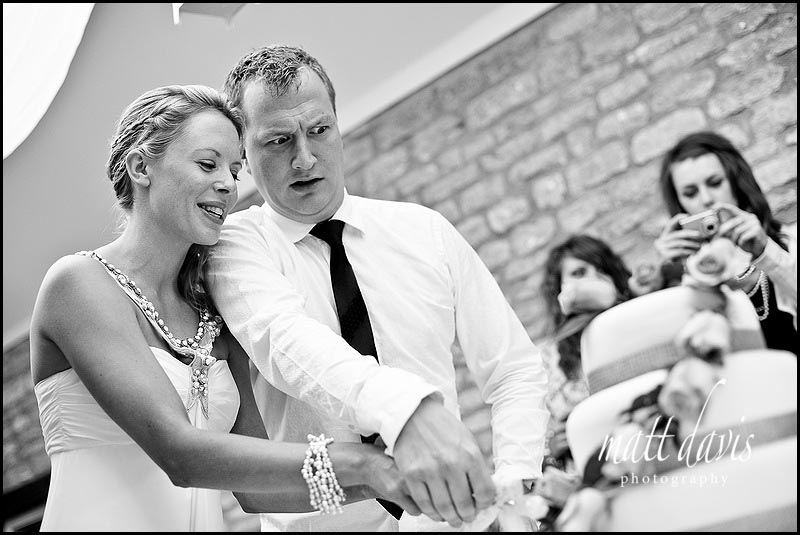 Documentary wedding photography Friars Court