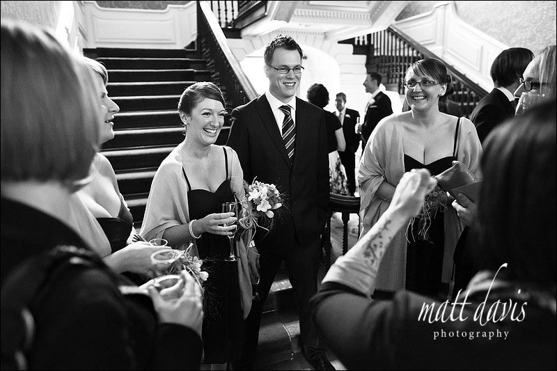 Ardington House wedding photos of guests