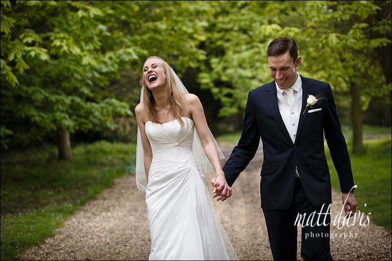 Ardington House wedding photographs by Matt Davis Photography