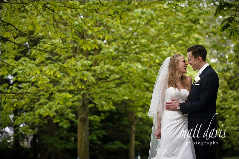 Ardington House wedding couple photos