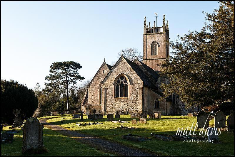 Kington St Michael Church