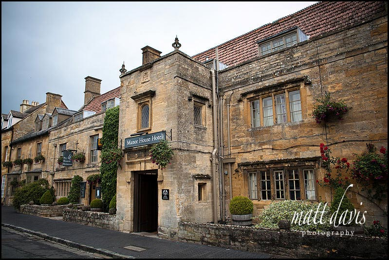 Manor House Hotel wedding venue
