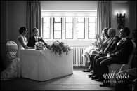 Manor House Hotel wedding photos – James & Fran