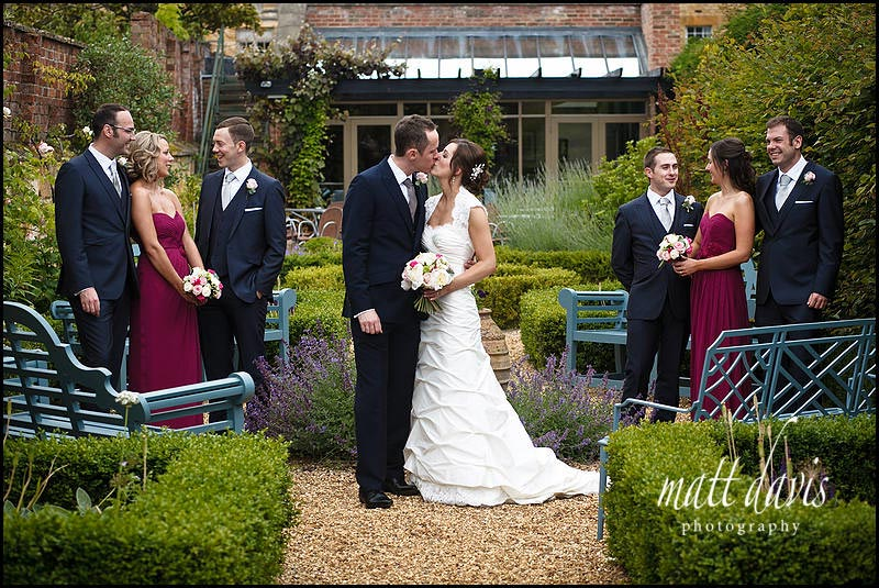 artistic Manor House Hotel wedding photos