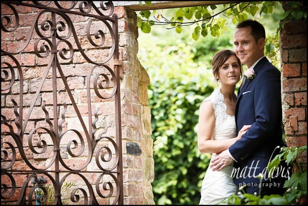 Manor house wedding testimonial