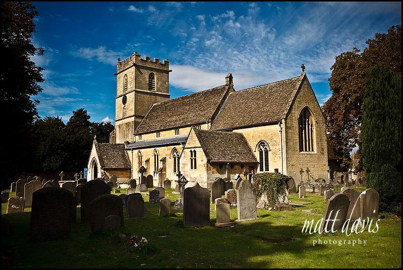St Mary's Church, Prestbury, Cheltenham.