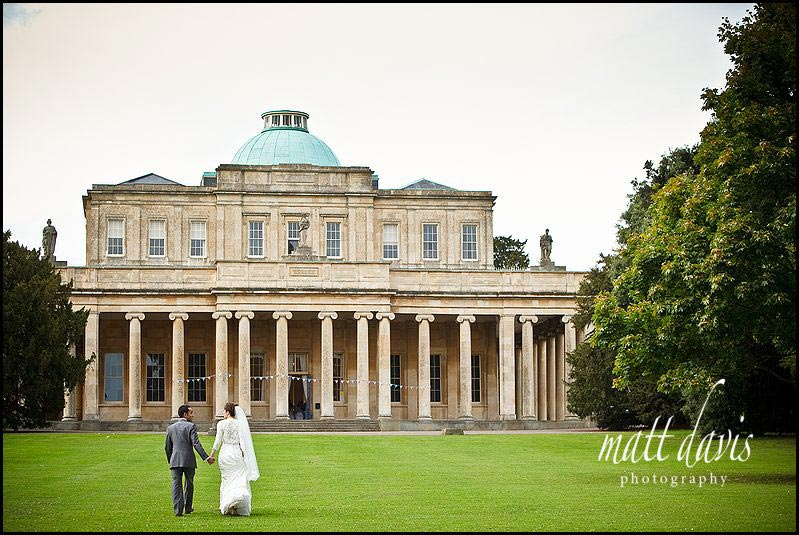 Pittville Pump Room wedding photos by Matt Davis Photography