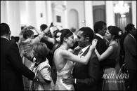 Pittville Pump Room wedding photos – Sanju & Francesca
