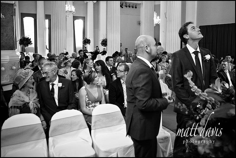 Pittville pump room wedding photos