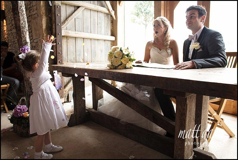 documentary Wedding Photography Stone Barn