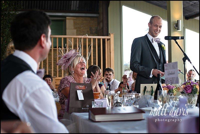 documentary Wedding Photography at Cripps Stone Barn