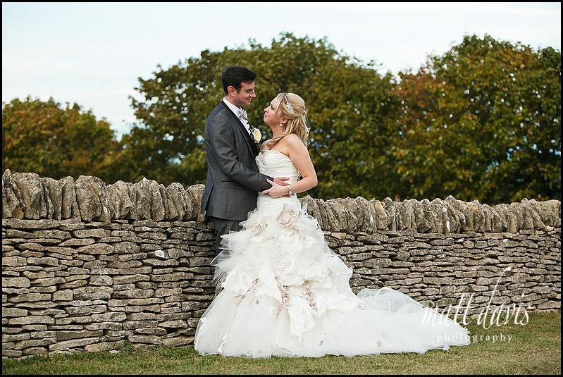 Couple portraits at Stone Barn Aldsworth