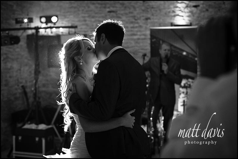 Wedding photos at Cripps Stone Barn by Matt Davis Photography