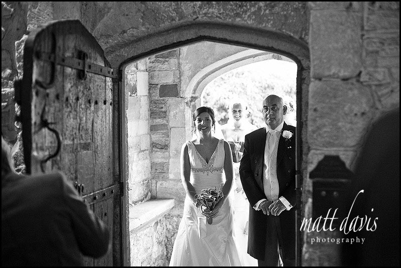 wedding photos at Ashleworth Church, Gloucestershire