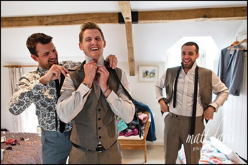 stylish wedding suit for groom