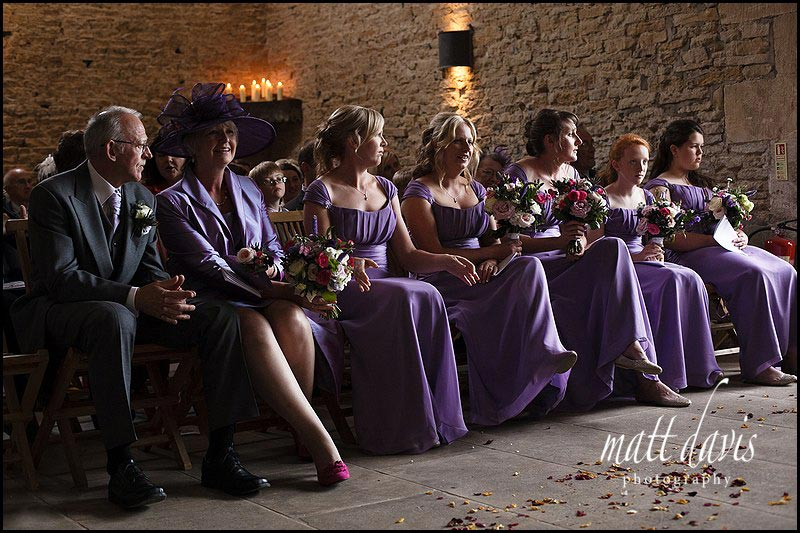Cripps Stone Barn wedding photography by Matt Davis