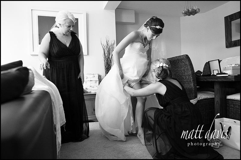 Documentary wedding photography in Gloucestershire