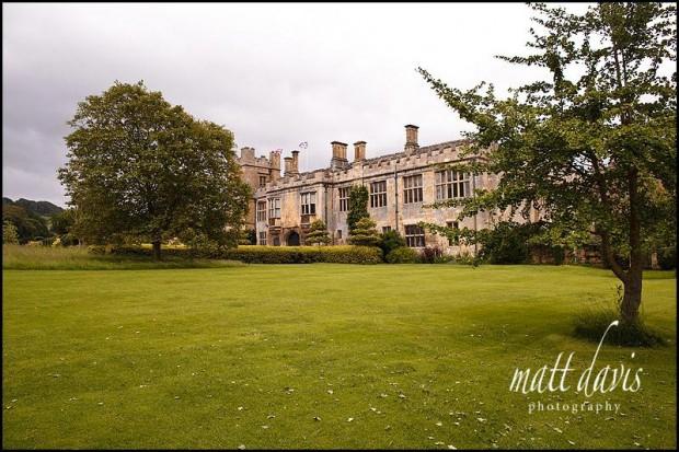 Sudeley Castle wedding venue